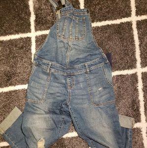 IndigoBlue maternity overalls